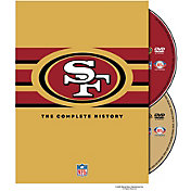 Team Marketing San Francisco 49ers: The Complete History DVD Set