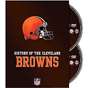 Team Marketing History Of The Cleveland Browns DVD Set