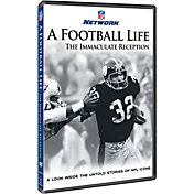 Team Marketing A Football Life: The Immaculate Reception DVD