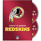 History Of The Washington Redskins DVD Set