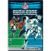 Team Marketing NFL Rush Zone: Season of the Guardians, Volume 1 DVD