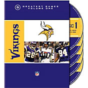 Team Marketing Minnesota Vikings 5 Greatest Games DVD Set