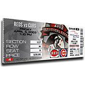 That's My Ticket Chicago Cubs Sammy Sosa 500th Home Run Canvas Mega Ticket