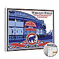That's My Ticket Chicago Cubs Wrigley Field Canvas Print