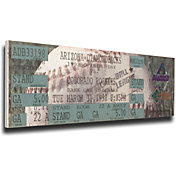 That's My Ticket Arizona Diamondbacks 1998 Opening Day Mega Ticket