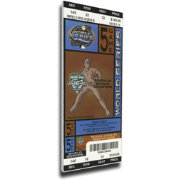 That's My Ticket Marlins 2003 World Series Canvas Mega Ticket