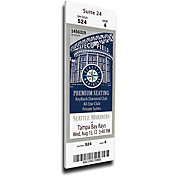 That's My Ticket Seattle Mariners Felix Hernandez Perfect Game Mega Ticket