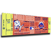 That's My Ticket Mets 1969 World Series Canvas Mega Ticket