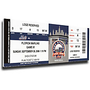 That's My Ticket New York Mets Shea Stadium Final Game Mega Ticket