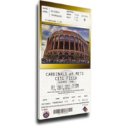 That's My Ticket New York Mets Johan Santana No Hitter Mega Ticket
