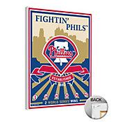 That's My Ticket Philadelphia Phillies Team Logo Canvas Print