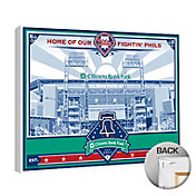 That's My Ticket Philadelphia Phillies Citizen Bank Park Canvas Print