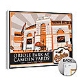 That's My Ticket Baltimore Orioles Camden Yards Canvas Print