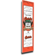 That's My Ticket Baltimore Orioles Memorial Stadium Final Game Mega Ticket