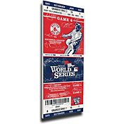 That's My Ticket Boston Red Sox 2013 World Series Canvas Mega Ticket
