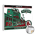 That's My Ticket Boston Red Sox Fenway Park 100 Year Anniversary Canvas Print