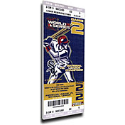 That's My Ticket Chicago White Sox 2005 World Series Canvas Mega Ticket
