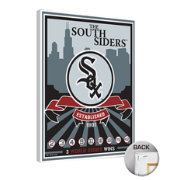 That's My Ticket Chicago White Sox Team Logo Canvas Print