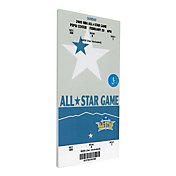 That's My Ticket 2005 NBA All-Star Game Canvas Ticket