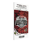 That's My Ticket 2013 NBA Slam Dunk Contest Canvas Ticket