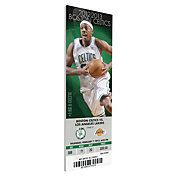 That's My Ticket Boston Celtics Kevin Garnett 25k Points Canvas Ticket
