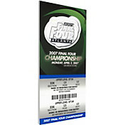 That's My Ticket Florida Gators 2007 NCAA Final Four Canvas Mega Ticket