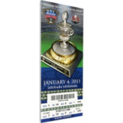 That's My Ticket Ohio State Buckeyes 2011 Sugar Bowl Canvas Mega Ticket