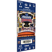 That's My Ticket LSU Tigers 2007 Sugar Bowl Canvas Mega Ticket