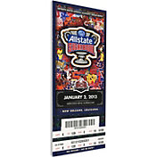 That's My Ticket Louisville Cardinals 2013 Sugar Bowl Canvas Mega Ticket