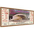 That's My Ticket Pitt Panthers 1977 Sugar Bowl Canvas Mega Ticket