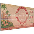 That's My Ticket USC Trojans 1940 Rose Bowl Canvas Mega Ticket