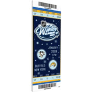 That's My Ticket 2008 Winter Classic Pittsburgh Penguins v. Buffalo Sabres Game Ticket