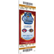 That's My Ticket 2012 Winter Classic Philadelphia Flyers v. New York Rangers Game Ticket