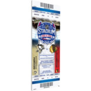 That's My Ticket 2014 Stadium Series Pittsburgh Penguins v. Chicago Blackhawks Game Ticket