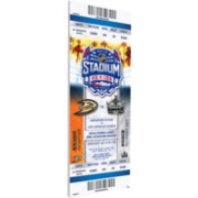 That's My Ticket 2014 Stadium Series Anaheim Ducks v. Los Angeles Kings Game Ticket