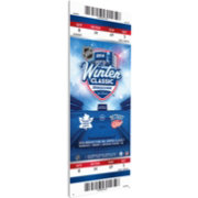 That's My Ticket 2014 Winter Classic Detroit Red Wings v. Toronto Maple Leafs Game Ticket