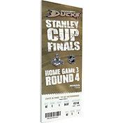 That's My Ticket Anaheim Ducks 2007 Stanley Cup Final Ticket