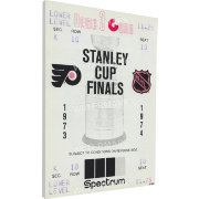 That's My Ticket Philadelphia Flyers 1974 Stanley Cup Final Ticket