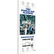 That's My Ticket Edmonton Oilers 1990 Stanley Cup Final Ticket