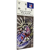 That's My Ticket New York Rangers Wayne Gretzky 894 Goals Game Ticket
