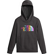 The North Face Girls' Logowear Pullover Hoodie - Past Season