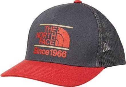 ea12e4f565501b PurdyPinkPrettyPlaidPrint. Vintage White. The North Face Men's Keep It  Structured Trucker Hat