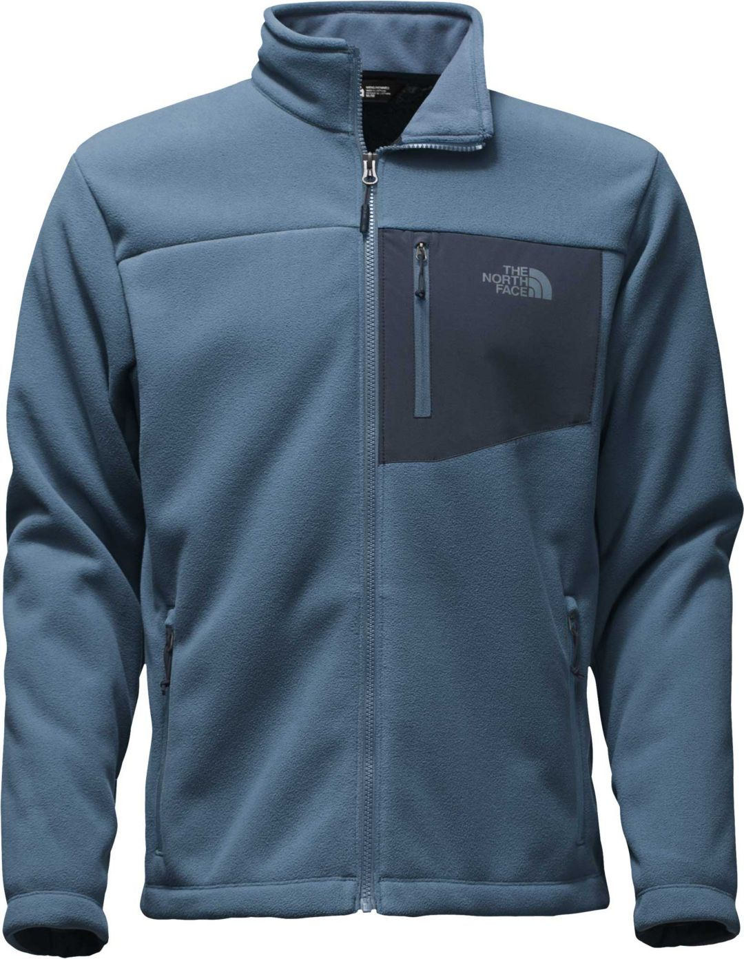 370942361 The North Face Men's Chimborazo Full Zip Fleece Jacket