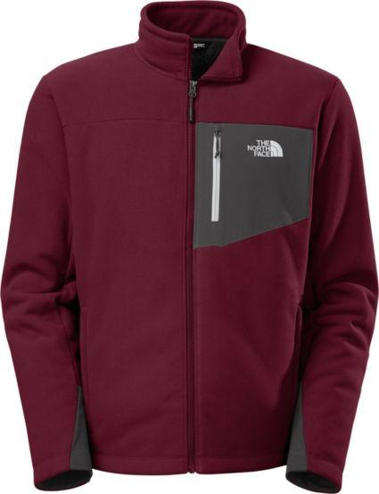 06210af84 The North Face Men's Chimborazo Full Zip Fleece Jacket
