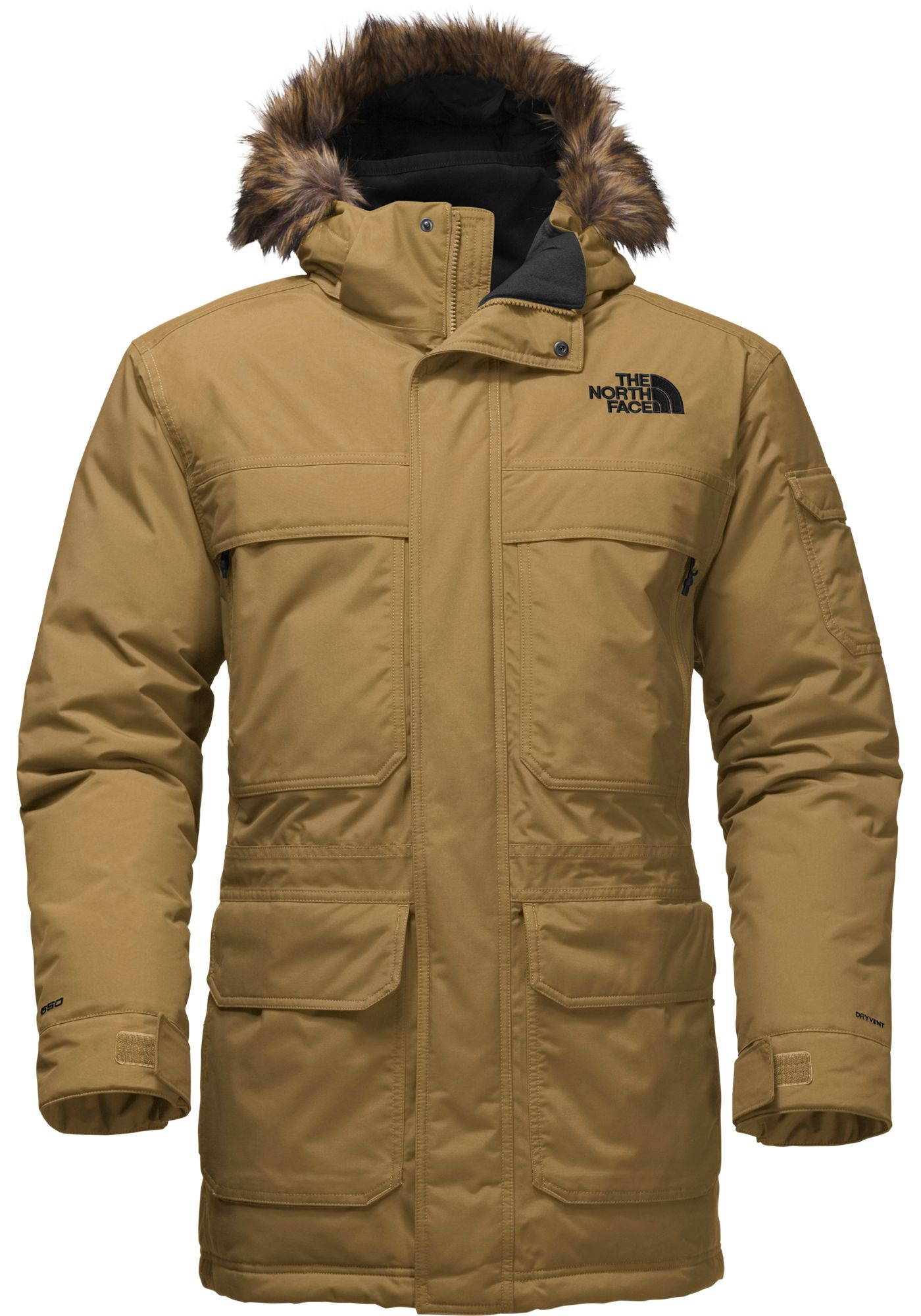 The North Face Men's McMurdo Down Parka III (Regular and Big & Tall)