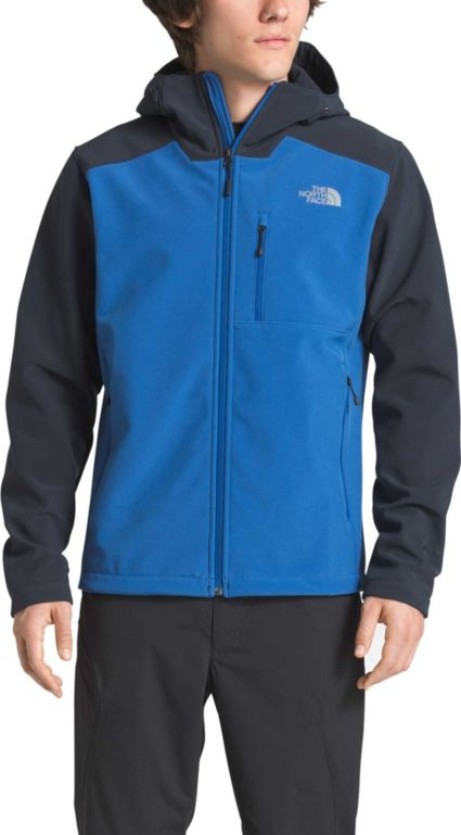The North Face Men s Apex Bionic 2 Hooded Soft Shell Jacket. noImageFound d26df562e