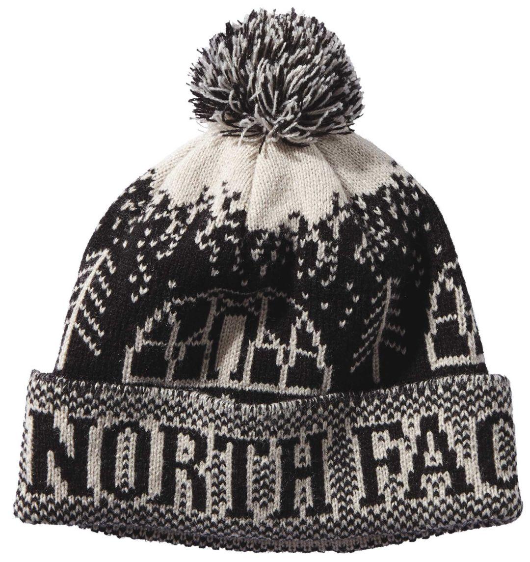 63016e70f The North Face Men's Fair Isle Pom Beanie