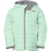 3b8fcdd28 The North Face Toddler Girls' Reversible Mossbud Swirl Fleece Jacket