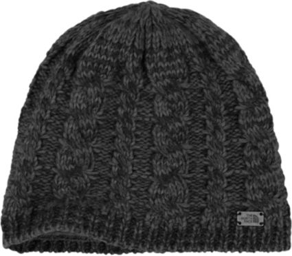 The North Face Women s Fuzzy Cable Beanie. noImageFound b81b08297e6