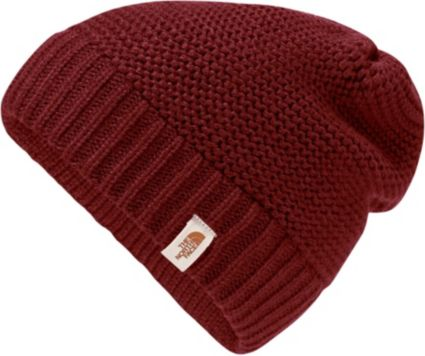 The North Face Women s Purrl Stitch Beanie. noImageFound 04edadea6107